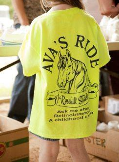 Ava's Ride shirts